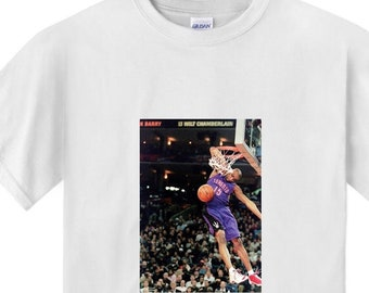 da2f469e68b Vince Carter Custom T shirt (LONG & SHORT SLEEVE)