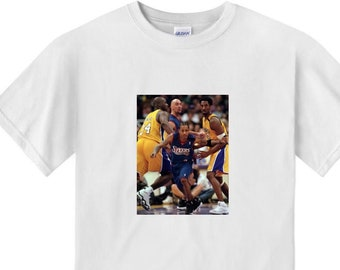 7891a67c9 Allen Iverson x Kobe x Shaq T Shirt
