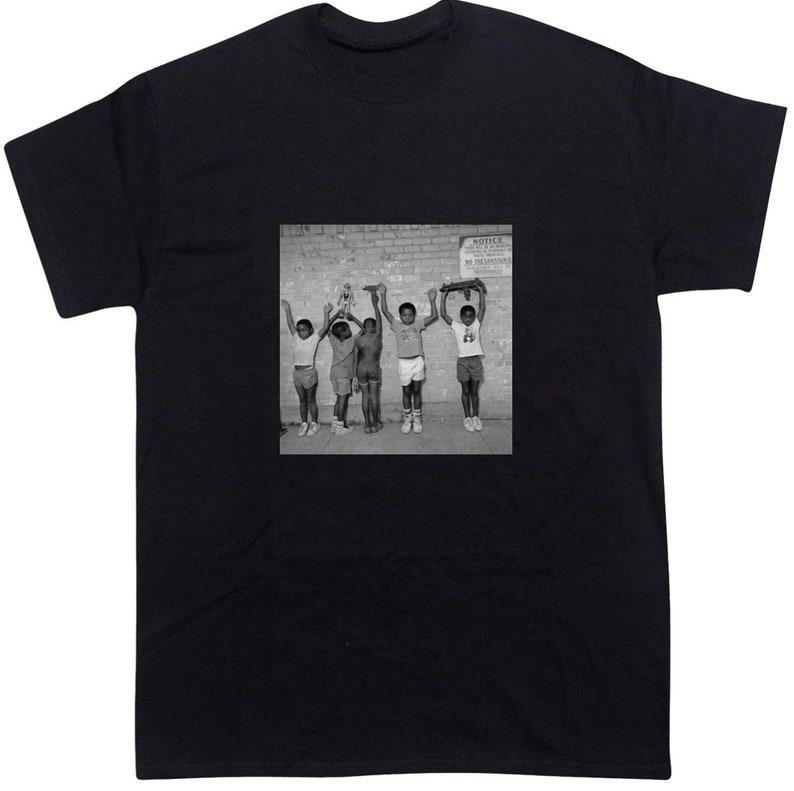 Nas NASIR Album cover T shirt