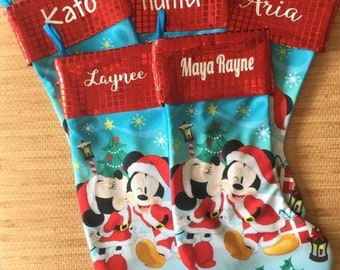 fd5f46971 Personalized Christmas stocking 18