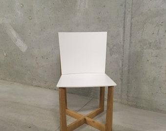 "Cross brace chair - ""Krzyżak"""