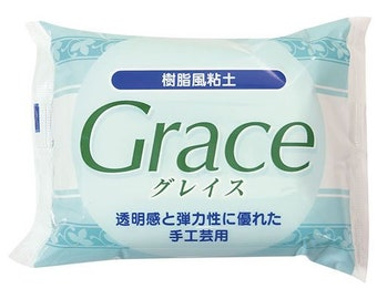 Grace Resin-style clay