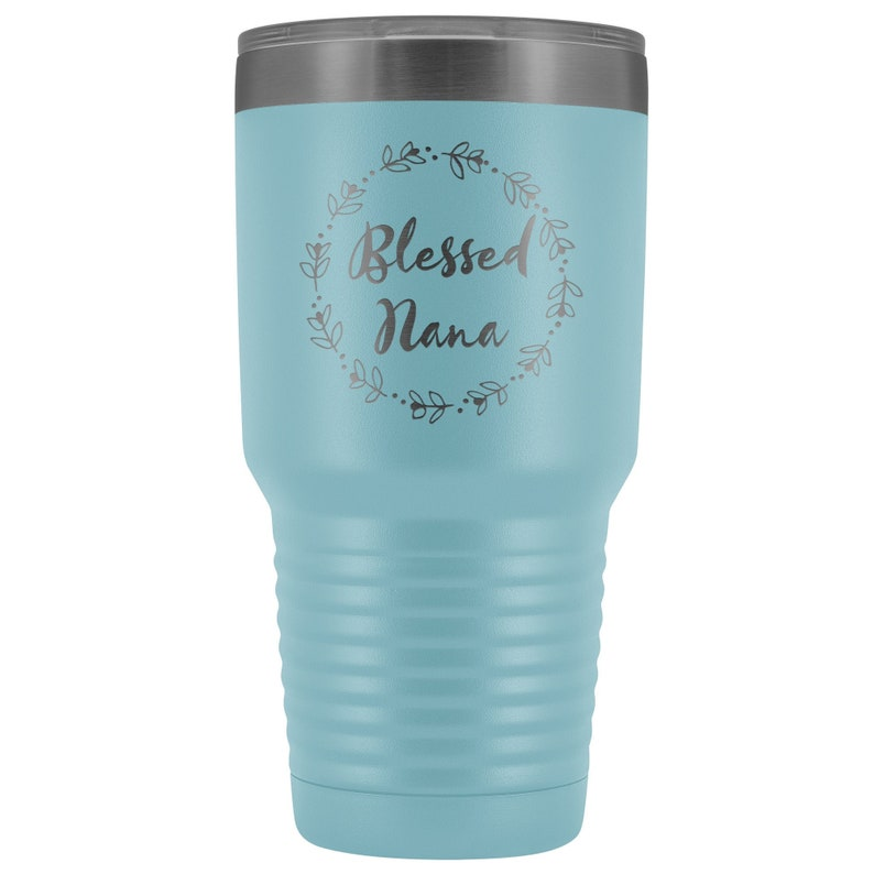 Coolife Stainless Steel Insulated Wine Tumbler Grandmas Sippy Cup Grandmother Funny Grandma Nana Gifts for Mothers Day from Grandaughters Best Grandma Presents for Birthday Grandsons