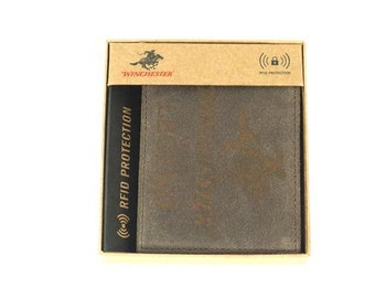 Winchester Big Amarillo (Passcase Wallet)