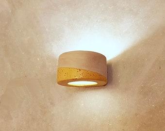 huge selection of 82e53 d80e9 Decorative light Wall fixture Ceramic wall lamp shades half ...