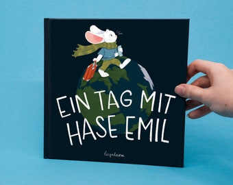 A Day With Emil - picture book