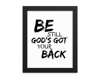 Got Your Back Quotes Etsy