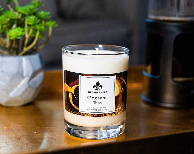 Cinnamon Chai Soy Candle | 14 oz.