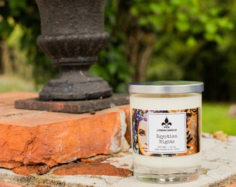 Egyptian Nights Soy Candle | 14 oz