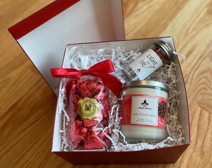 Valentine's Day Gift Box - p.s. I Love You