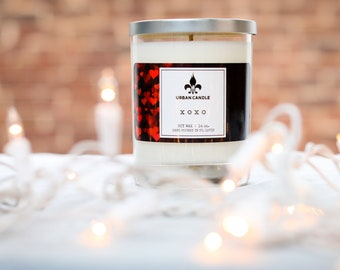 xoxo - Valentine's Day - Soy Candle | 14 oz.