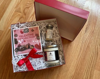 Valentine's Day Gift Box - XOXO
