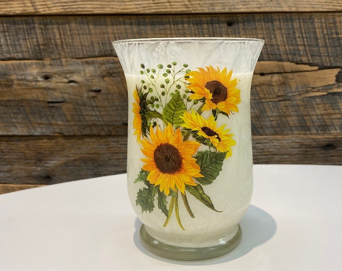 Sunflowers and Sunshine Candle *LIMITED EDITION* | 12 oz.