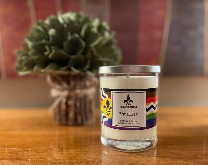 Equality Soy Candle | 14 oz