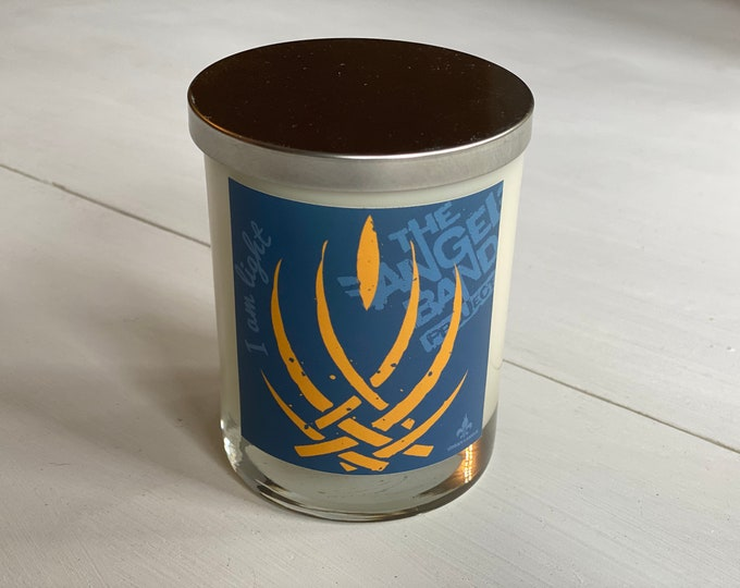The Angel Band Project - Holiday Pine Forest - Soy Candle | 14 oz.