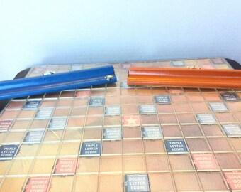 Octonauts-inspired Scrabble tile trays