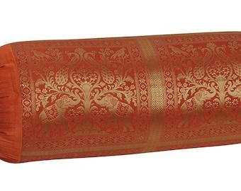 Ethnic nature designer sofa pillow cover