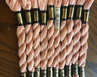 Bundle 131 DMC Perle Cotton Size 3