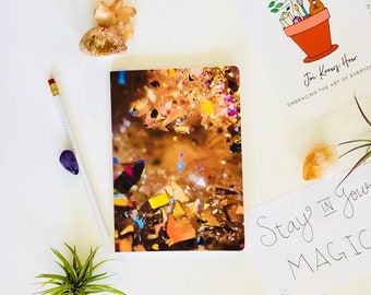 """Customized Journaling Kit in """"Golden Hour"""""""