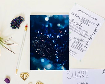 """Customized Journaling Kit in """"Sparkle"""""""