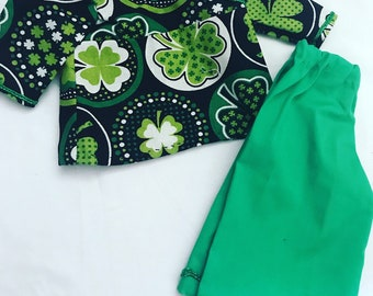 Saint Patrick's Day pjs