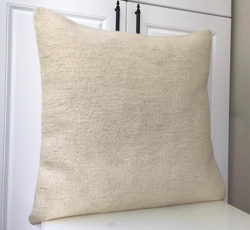 Modern white beige kilim pillow,24x24,turk\u0131sh kilim pillow,handmade,pillow,home living,accent pillow home decor docoraive pillow60x60cm,art.