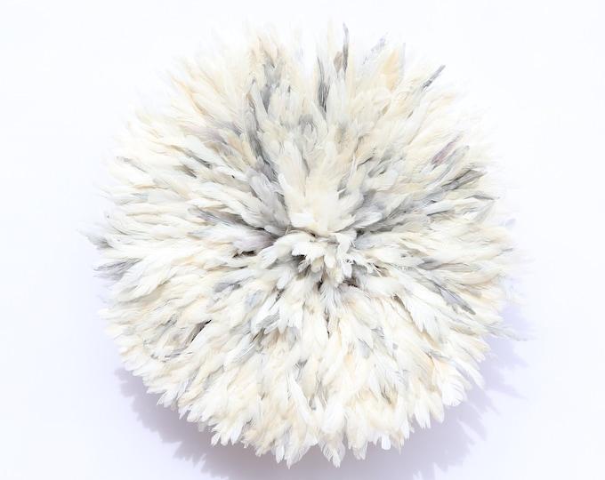 Juju Hat - Ivory + Gray