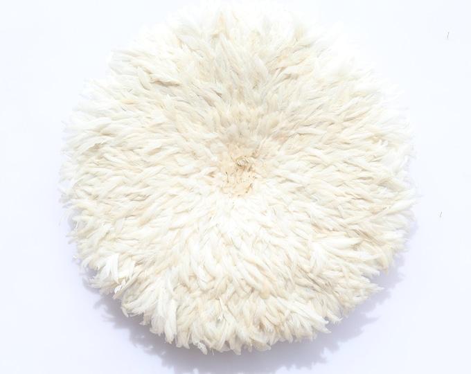 Cream Juju Hat