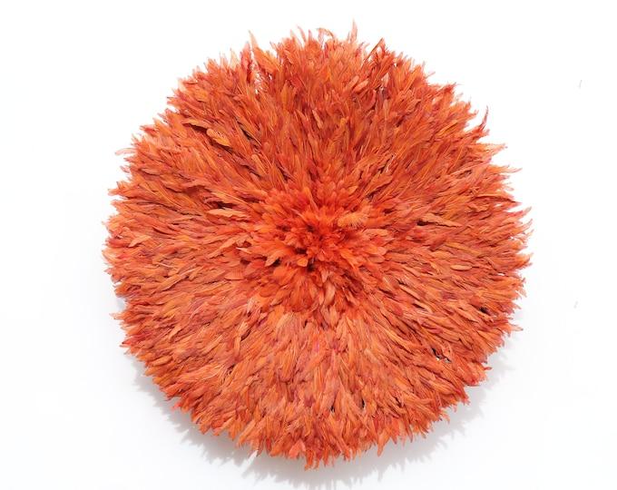 Large Juju Hat - Blood Orange