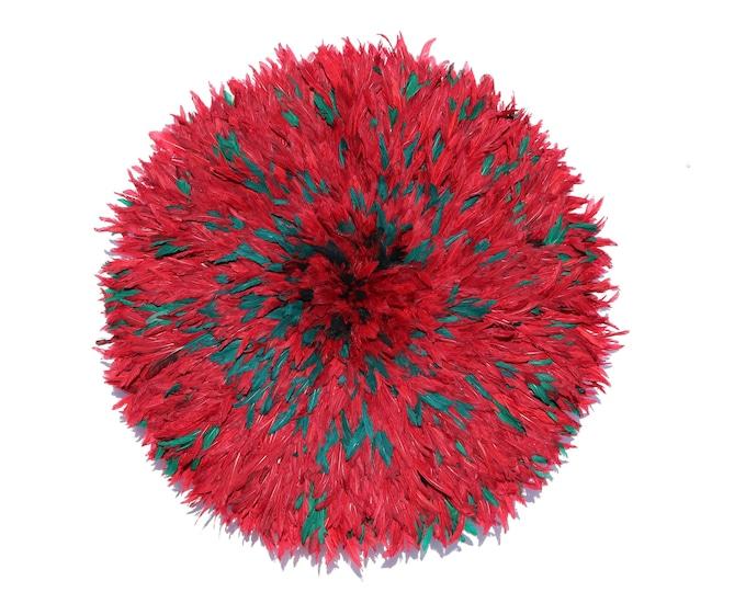 Juju Hat - Red + Green Juju