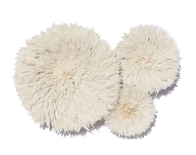 Juju Hat trio in cream