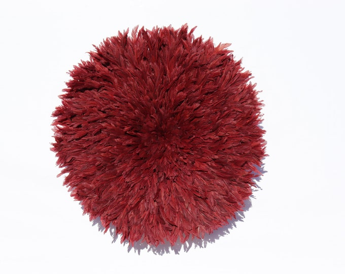 Juju Hat - Burgundy