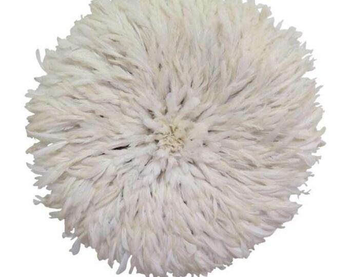 Juju Hat - White and cream