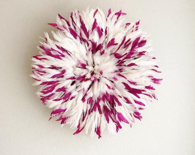 Juju Hat - Pink + White