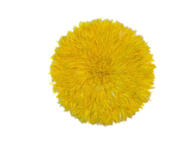 Juju Hat - Yellow