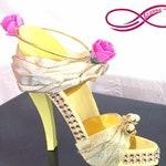 SVG - beautiful - svg, studio shoe 3D