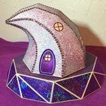 3D fairy house box - svg files, studio, MTC, SCAL