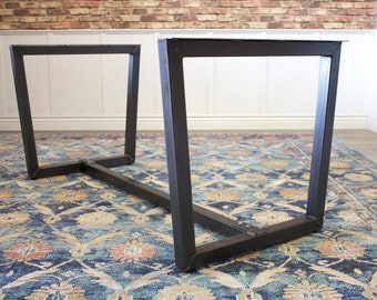 Welded Table Base Etsy - Welded table base