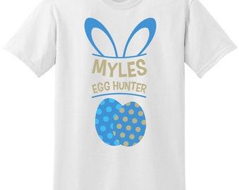 6e45d34ae Easter Egg Hunt Shirt, Easter Egg Hunt Shirt for Boys, Boys Egg Hunt Shirt,  Boys Custom Egg Hunt Shirt, Personalized Egg Hunt Shirt Boys