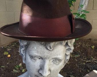 82790976cb4 Vintage Beaver Stetson hat