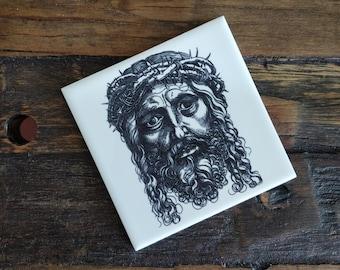 Jesus Tile - Home Decor
