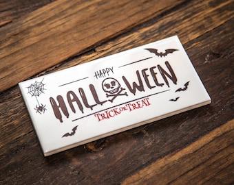 Halloween - Trick or Treat Decorative Tile