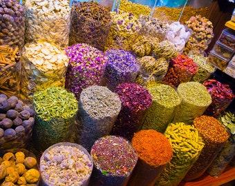 33+ Types Of Flowers & Petals - 10g - 50g, Edible Dried Flowers, Dried Petals, Tincture, Craft, Tea, Jasmine Lavender Rose Cornflower Dryed