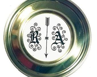 R and A Style Pendulum Bob