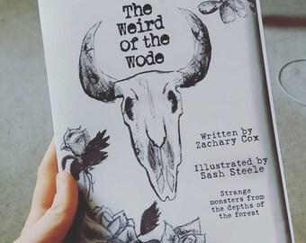 The Weird of the Wode (D&D Monster Zine)