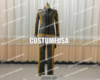 f5db13e72 Custom made Size OW Overwatch Soldier 76 Cosplay Costume