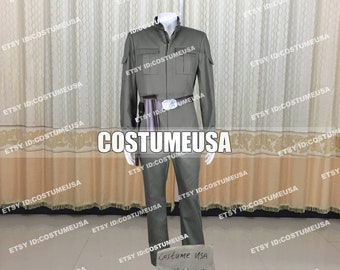 Custom Made Size Star Wars The Empire Strikes Back Cosplay Luke Skywalker  Cosplay Costume