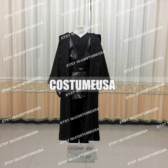Customize Star Wars Anakin Skywalker Cosplay Costume on Your Size