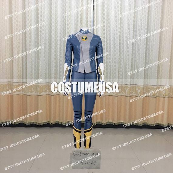 Flash Jason Peter Jay Garrick Costume Suit Uniform