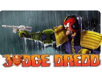 Judge Dredd Print